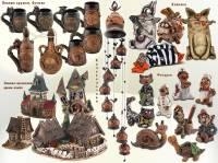 Производство и продажа оптом сувениров из керамики и фарфора