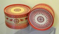 Сувениры и изделия из дерева с росписью