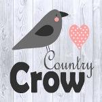 Country Crow - декор в стиле Кантри